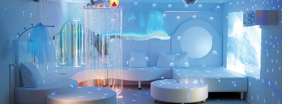 video snoezelen. Black Bedroom Furniture Sets. Home Design Ideas